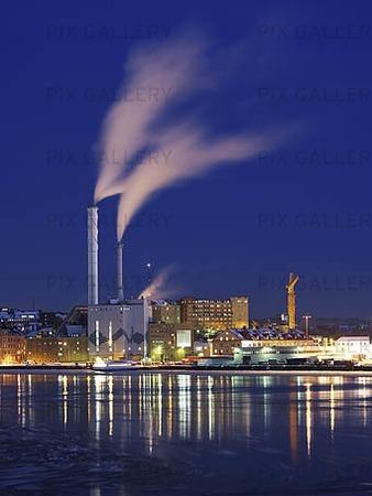 Värmeverk, Göteborg