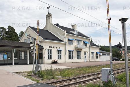 Rättvik station, Dalarna