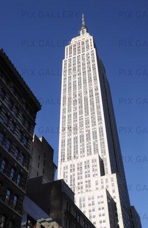 Empire State Building i New York, USA