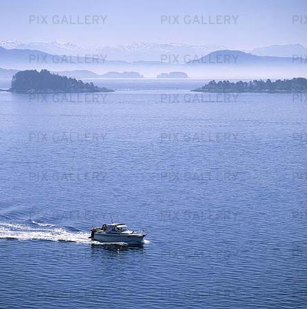 Björnefjorden, Norge