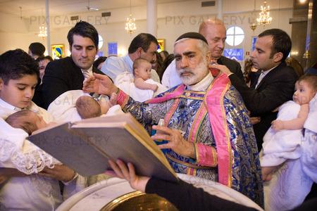 Assyriskt/syrianskt barndop