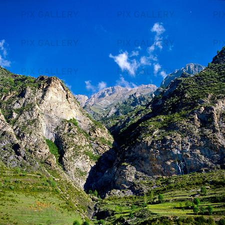 Vally of Benasque, Spanien