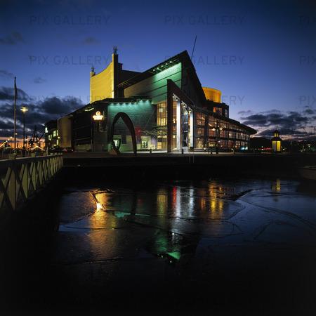 GöteborgsOperan på vintern