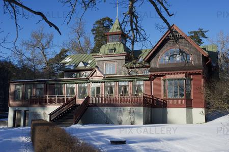 Turisthotellet i Älvkarleby, Gästrikland