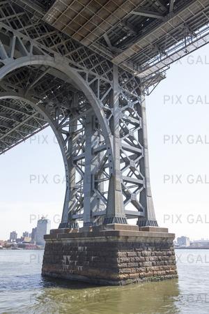 Williamsburg Bridge i New York, USA