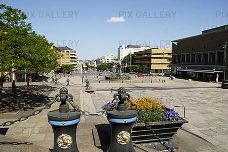Götaplatsen, Göteborg