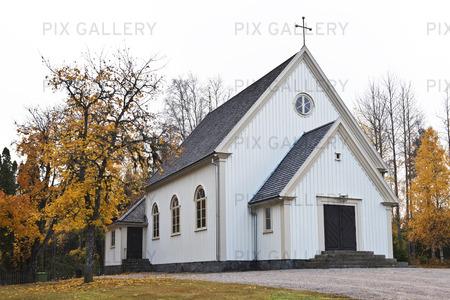 St Staffans kyrka, Gruvberget, Hälsingland