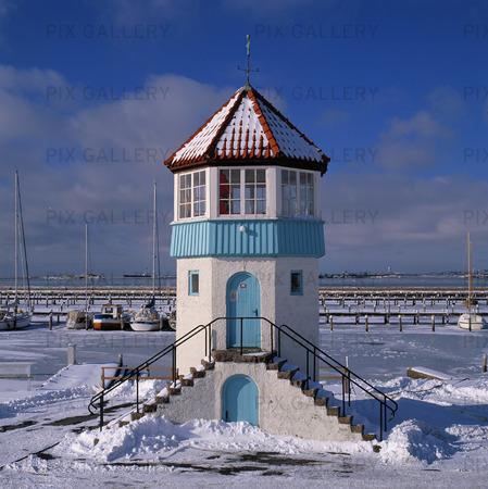 Vinter i Långedrag, Göteborg