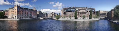 Riksdagshuset, Stockholm, Sverige