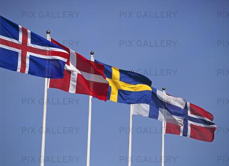 Nordens Flaggor