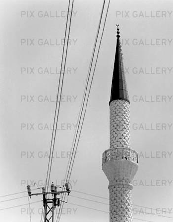 Minaret, Turkiet