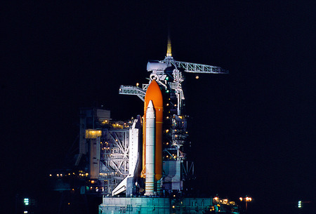 "Rymdfärja ""Endeavour"" KSC-NASA, USA"