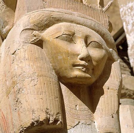 Tempel i Luxor, Egypten