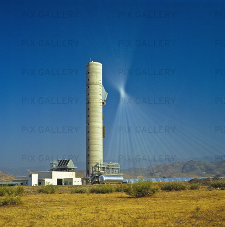 Solenergi Central, EASA, Spanien