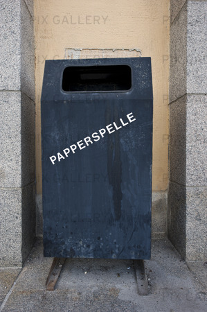 Papperspelle
