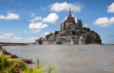 Le Mont Saint Michel, Frankrike