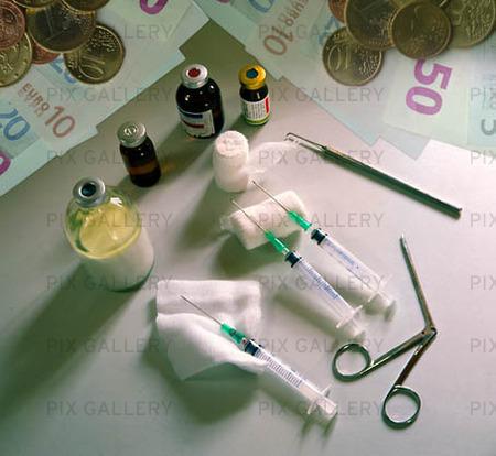 Pengar i sjukvården