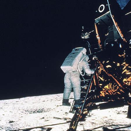 Landstigning på månen