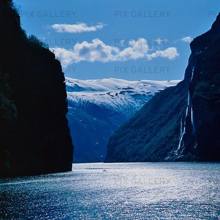 Gejrangerfjorden, Norge