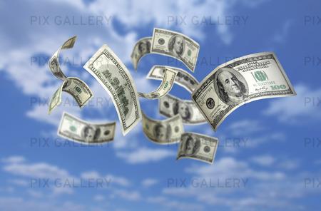 Dollar som faller