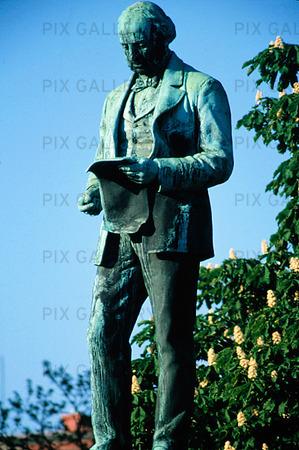 Staty John Ericsson, Göteborg