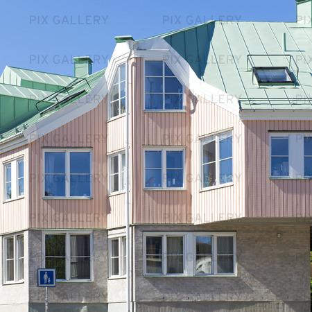 Bostadshus i Norrtälje, Uppland