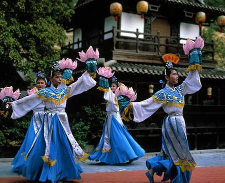 Kinesisk dans