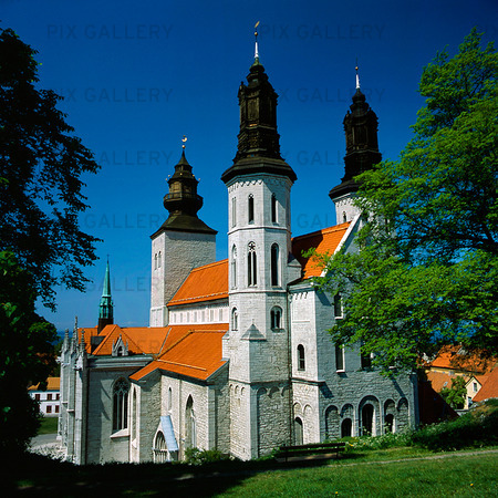 St Maria Domkyrka i Visby, Gotland