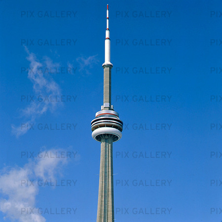 TV-tornet i Toronto, Canada