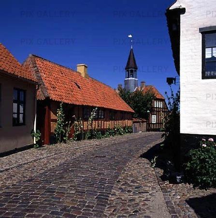 Ebeltoft, Danmark