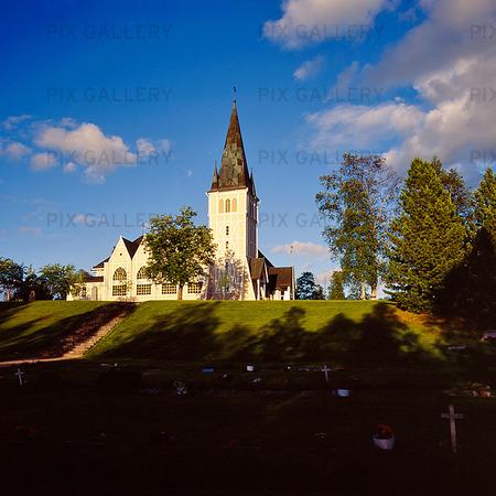 Kyrkan i Arvidsjaur, Lappland
