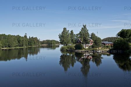 Långsjön, Ankarsrum, Småland