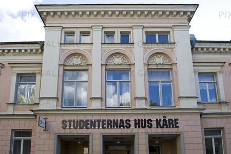 Studenternas hus i Falun, Dalarna