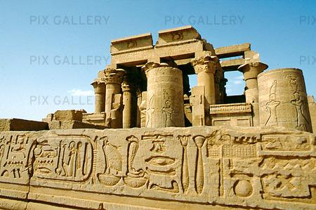 Tempel, Egypten