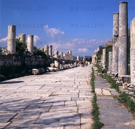Efesos, Turkiet