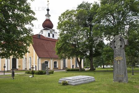 Leksands kyrka, Dalarna