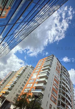 Moderna lägenheter