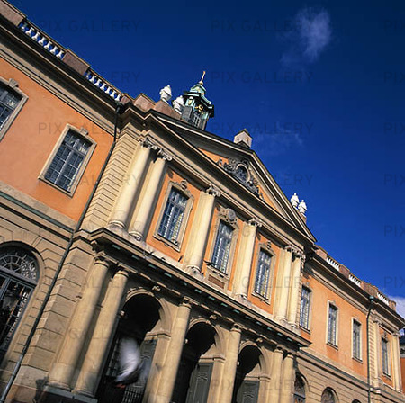 Svenska Akademien i Stockholm