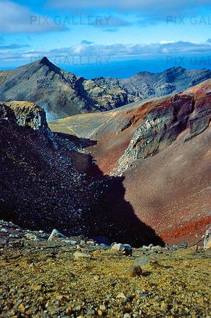 Landskap på Nya Zeeland
