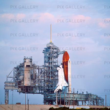 "Rymdfärja ""Endeavour"" NASA-KSC, USA"