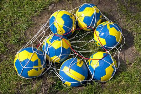 Svenska fotbollar