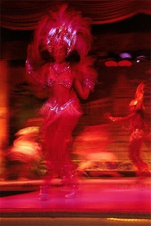 Cabaret, Brazil