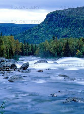 Kamajåkkå, Lappland