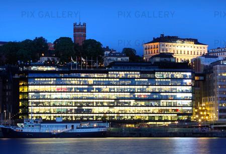 Kontorsbyggnad på Södermalm, Stockholm