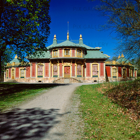 Kina slott, Stockholm
