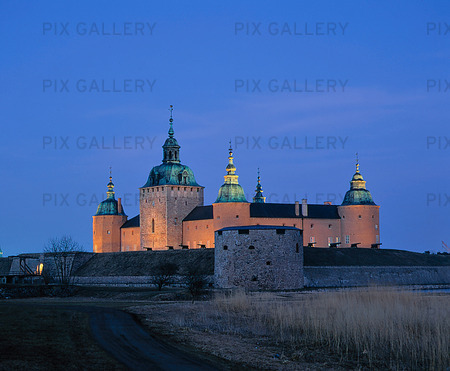 Kalmar slott, Småland