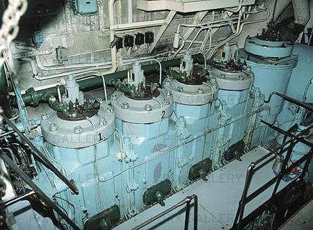 Fartygsmotor
