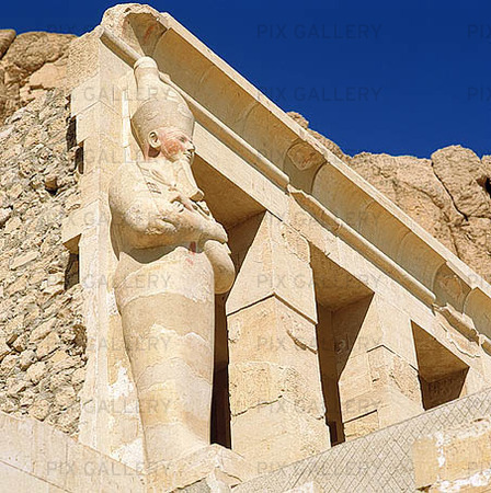 Hatshepsut tempel, Egypten