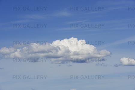 Stackmoln, cumulus