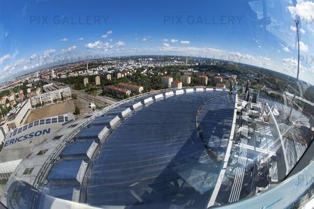 Globen Skyview, Stockholm